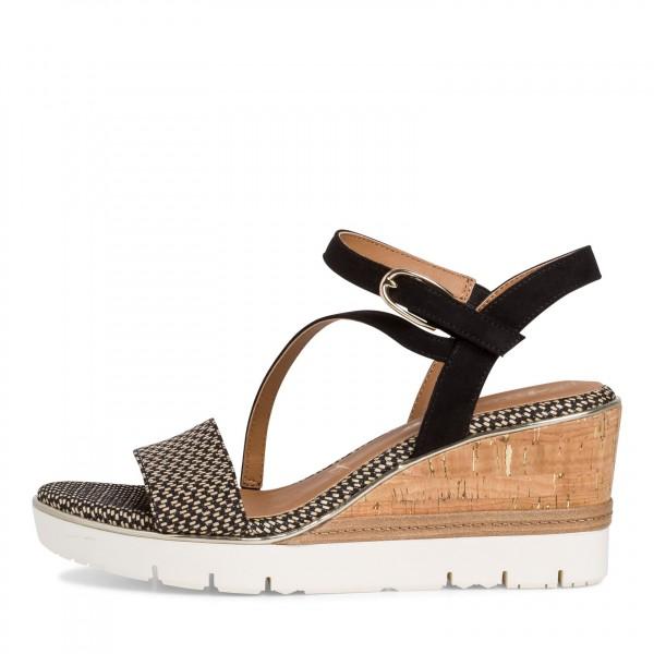 Chaussures femme : Tamaris Sandales compensées