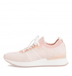 Baskets Tamaris Stretch Rose Poudre